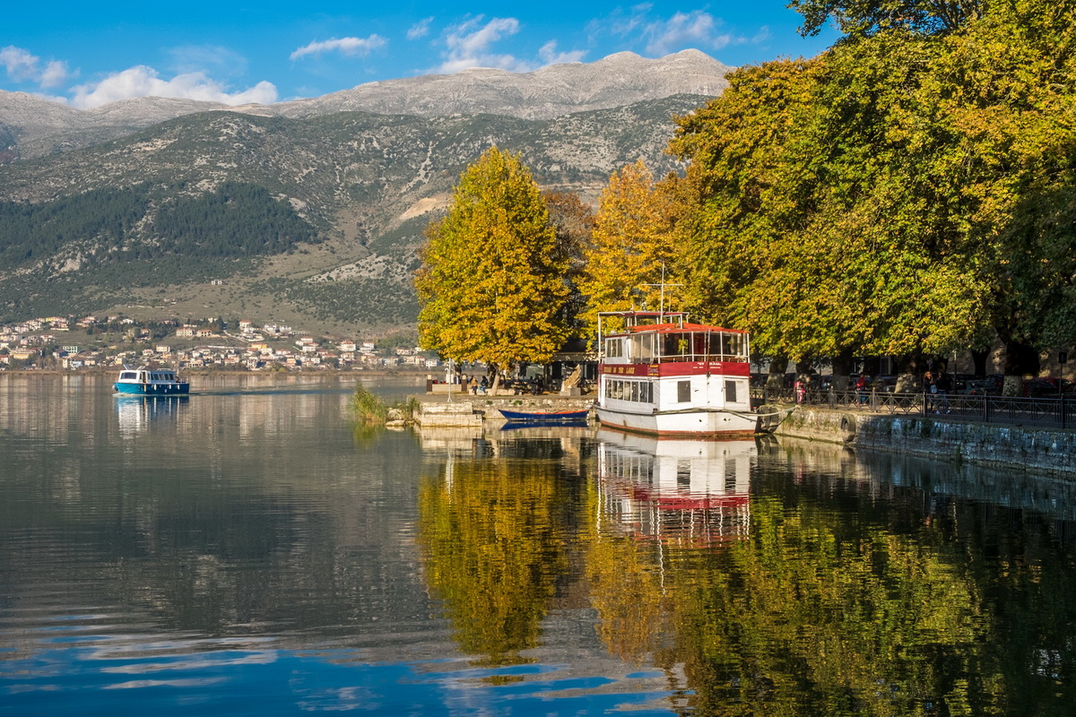 Natural Attractions Travel Ioannina