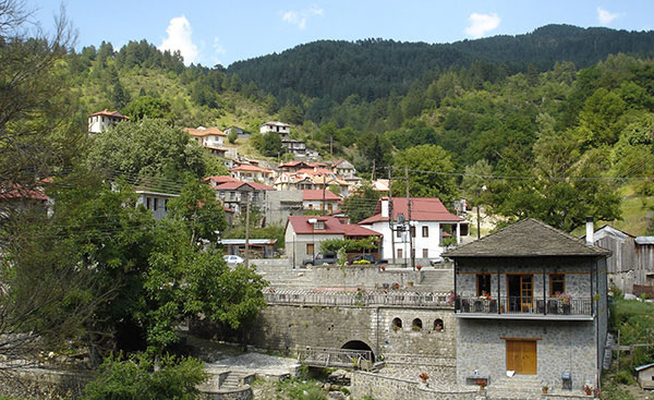 A walk in the Highlands of Epirus