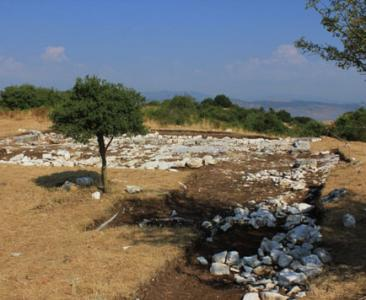 Archaeological Site Great Gardikiou Ioannina