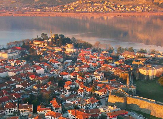 Ioannina Town By The Lake pamvotida
